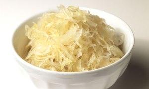 Sauerkraut fermented food health benefits